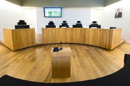 Landelijk Parket Rotterdam : Arrondissementsparketten ressortsparketten en landelijke onderdelen